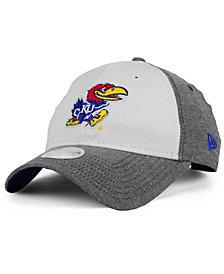 New Era Women's Kansas Jayhawks Sparkle Shade 9TWENTY Cap