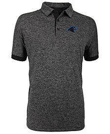 Antigua Men's Carolina Panthers Talent Polo