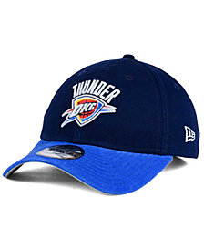 New Era Oklahoma City Thunder 2 Tone Shone 9TWENTY Fitted Cap