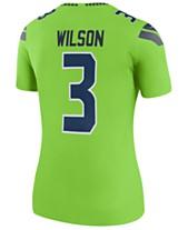 578b7442fef Nike Women's Russell Wilson Seattle Seahawks Color Rush Legend Jersey