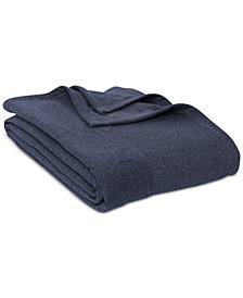 Berkshire Reversible French Terry Blanket