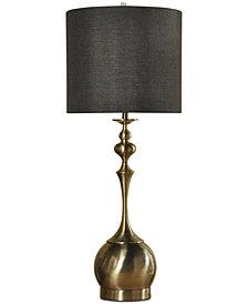 Harp & Finial Divo Table Lamp