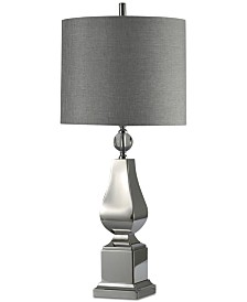 Harp & Finial Irving Table Lamp