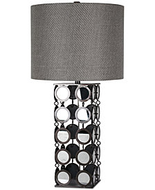 Harp & Finial Hyatt Table Lamp