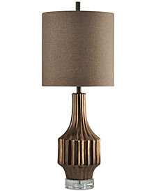 Harp & Finial Hudson Table Lamp