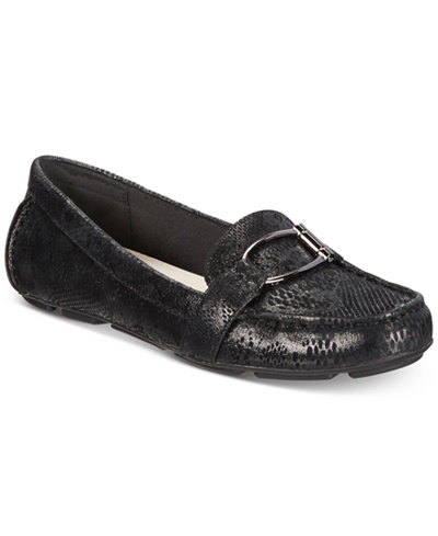 Anne Klein Petra Loafer Flats Flats Shoes Macy S