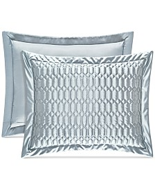 J Queen New York Satinique Quilted Standard Sham