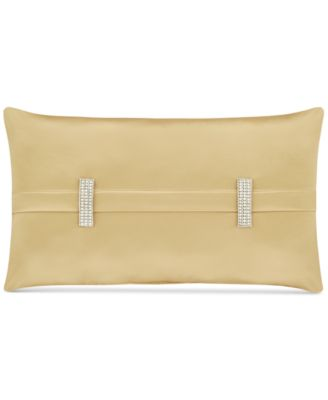 """Satinique 12"""" x 20"""" Boudoir Decorative Pillow"""