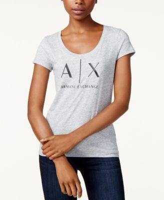 armani t shirt women