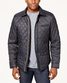 Mens Quilted Jackets: Shop Mens Quilted Jackets - Macy's
