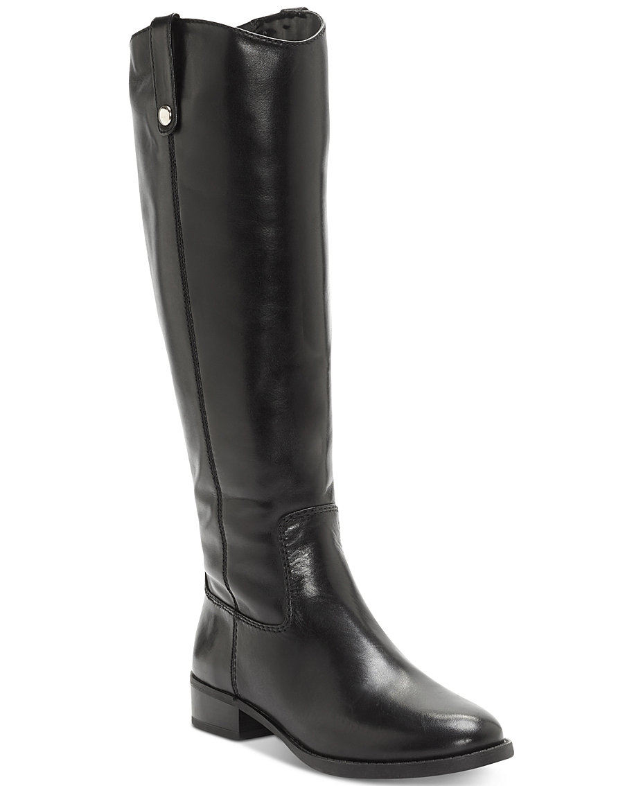 Inc International Concepts I N C Fawne Wide Calf Riding Boots