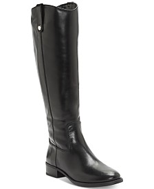 I.N.C. Fawne Wide-Calf Riding Boots, Created for Macy's