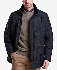 Barbour Men's Devon Quilted Jacket