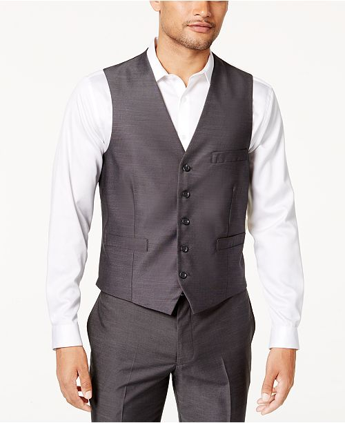 INC International Concepts I.N.C. Men's Royce Vest, Created for Macy's