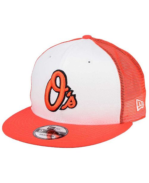 more photos aa3c3 2a8ed ... usa new era. baltimore orioles old school mesh 9fifty snapback cap. be  the first