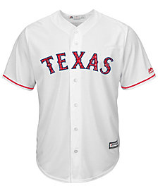 Majestic Men's Texas Rangers Stars & Stripes Cool Base Jersey