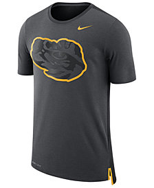 Nike Men's LSU Tigers Meshback Travel T-Shirt
