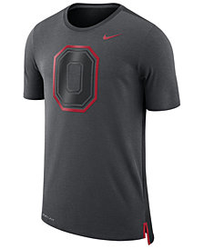 Nike Men's Ohio State Buckeyes Meshback Travel T-Shirt
