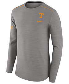 Nike Men's Tennessee Volunteers Dri-Fit Breathe Long Sleeve T-Shirt