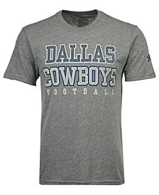 Men's Dallas Cowboys Worn Practice Triblend T-Shirt