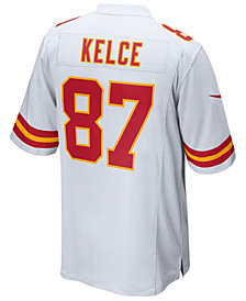 Nike Men's Travis Kelce Kansas City Chiefs Game Jersey