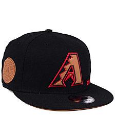 New Era Arizona Diamondbacks X Wilson Side Hit 9FIFTY Snapback Cap