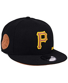 New Era Pittsburgh Pirates X Wilson Side Hit 9FIFTY Snapback Cap
