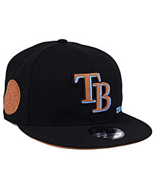 New Era Tampa Bay Rays X Wilson Side Hit 9FIFTY Snapback Cap