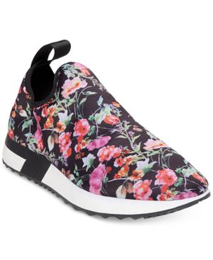 SPEEDY FLORAL JOGGER SNEAKERS