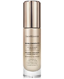 bareMinerals Skinlongevity Vital Power Infusion Serum, 1-oz.