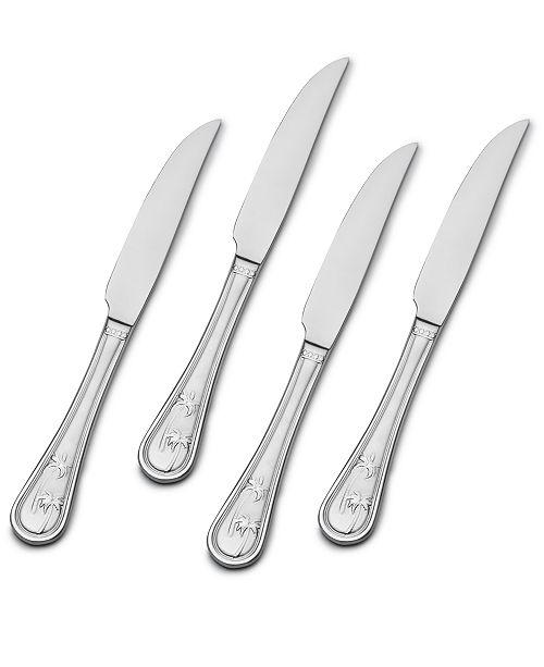 Towle Palm Breeze 4-Pc. Steak Knife Set