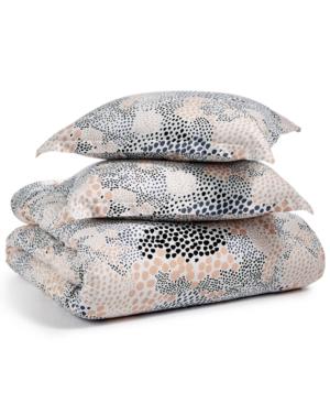 BCBGeneration Pebble Noir 2Pc TwinTwin Xl Comforter Set Bedding