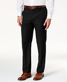 Lauren Ralph Lauren Men's Microtwill Ultraflex Dress Pants