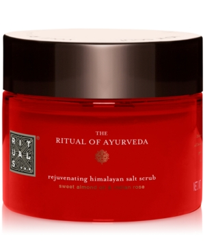 Rituals THE RITUAL OF AYURVEDA REJUVENATING HIMALAYAN SALT SCRUB, 15.8 OZ.