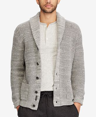 Shawl Collar Mens Sweaters & Men's Cardigans - Macy's