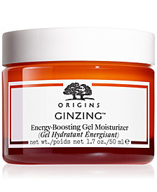 Origins GinZing Energy-Boosting Gel Moisturizer, 1.7 oz