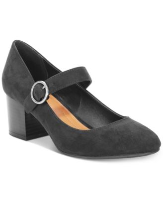 Image of Style & Co Jurnae Mary Jane Pumps, Created for Macy's