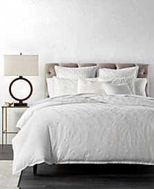 CLOSEOUT! Hotel Collection Inlay Bedding Collection, Created for Macy's