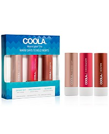 COOLA 3-Pc. Mineral Liplux Set