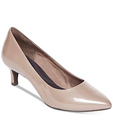 Women's Total Motion Kalila Kitten-Heel Pumps