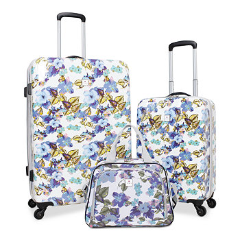Tag Pop Art 3-Pc. Hardside Spinner Luggage Set