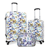 Tag Pop Art 3-Pc. Hardside Spinner Luggage Set