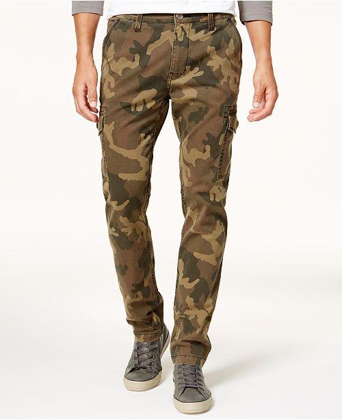 87a607c0 True Religion Men's Slim-Fit Cargo Pants & Reviews - Pants - Men ...