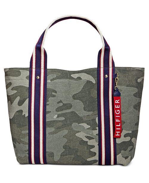 cff954b873a Tommy Hilfiger Camo Tote & Reviews - Handbags & Accessories ...