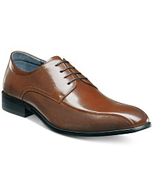 Stacy Adams Men's Julius Bike-Toe Oxfords