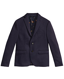 Lauren Ralph Lauren Knit Suit Jacket, Big Boys