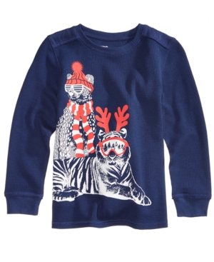 Epic Threads CoolCat GraphicPrint Thermal Toddler Boys (2T5T) Created for Macys
