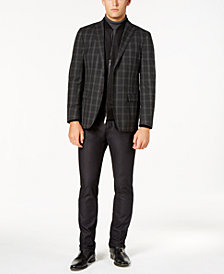 Ryan Seacreast Distinction™ Men's Ultimate Fall Total Look, Created for Macy's