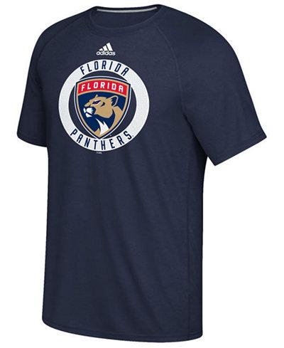adidas Men's Florida Panthers Ultimate Practice T-Shirt