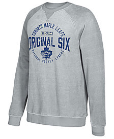 CCM Men's Toronto Maple Leafs Original 6 Classic Crew Sweatshirt